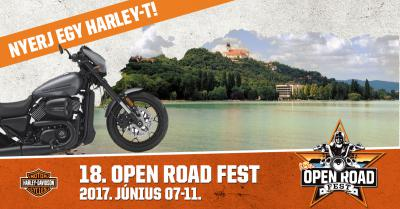 Big in Alsóörs! Alphaville az Open Road Festen!