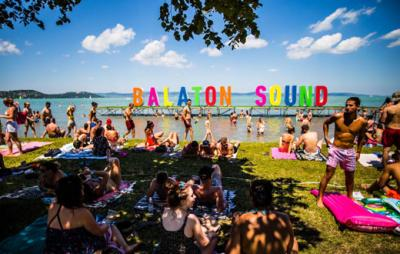 Sound Aftermovie: Balaton, buli, beach