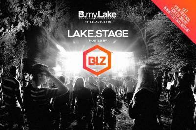 100% DRUM AND BASS! LAKE STAGE HOSTED BY BLADERUNNAZ