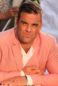 Breaking: Robbie Williams a Szigeten
